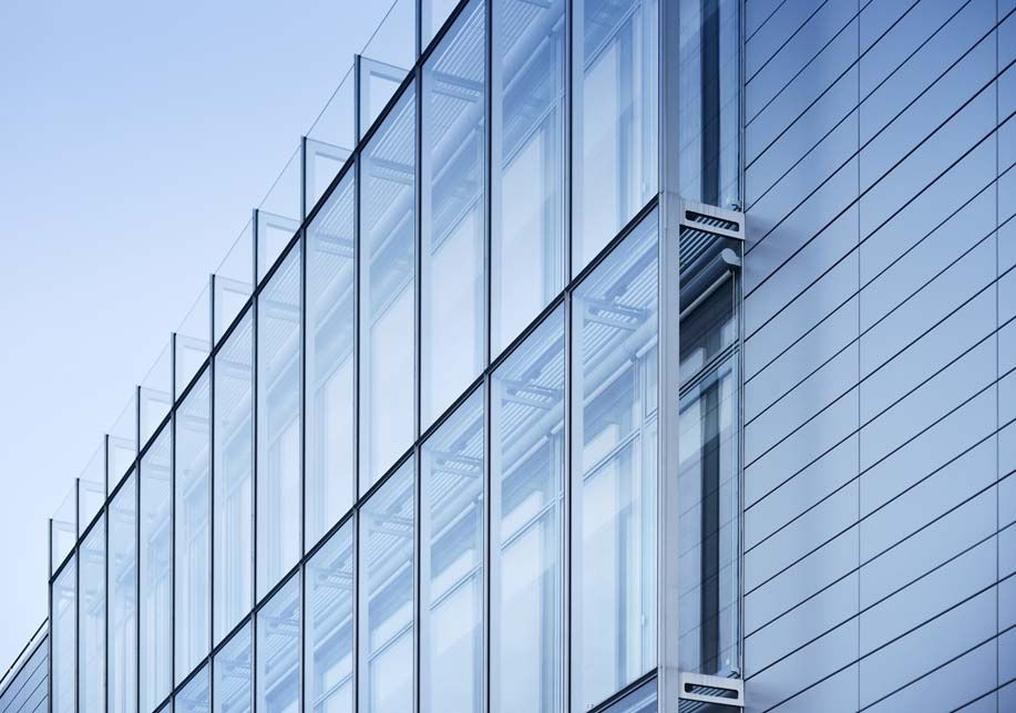 Stick Curtain Walls Gt